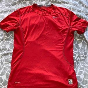 Nike combat pro dri fit shirt